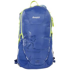 Bergans Rondane Backpack 18l Blue/Neon Green